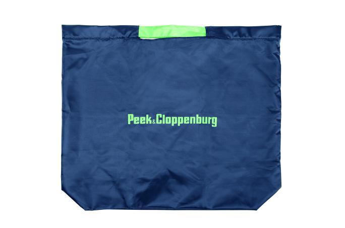 Peek & Cloppenburg KG, Düsseldorf, ressourcenschonende Verpackungspolitik, Co²-Emissionen, Nylon, Zuckerrohrvlies