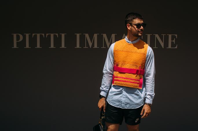 Pitti Immagine findet statt