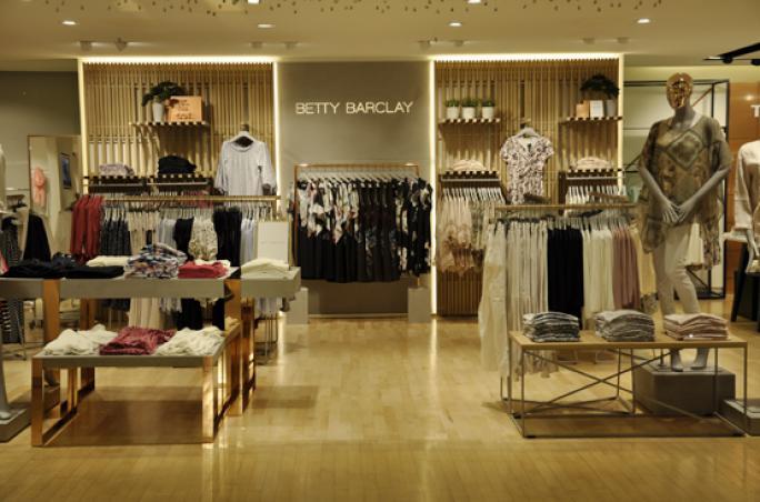Betty Barclay: Neues Ladenbaukonzept