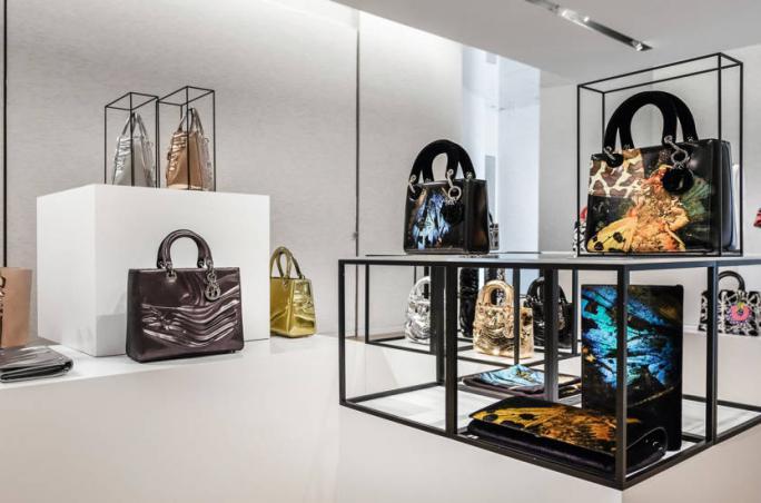 Dior, Lady Diro Bag, Kunst, Art Basel, Pop-up-Store