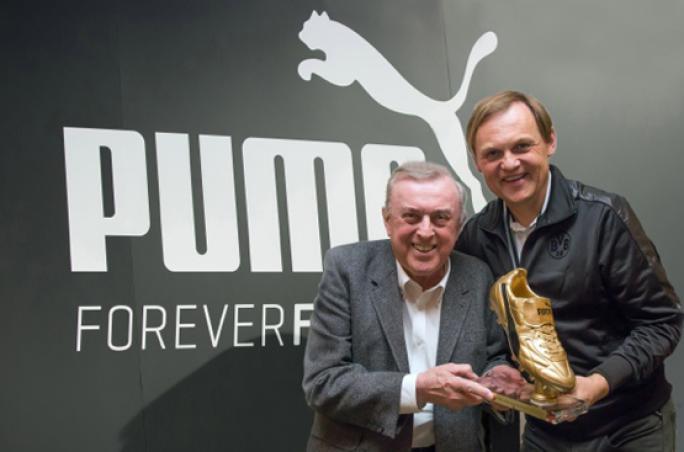 Puma: Horst Widmann für Lebenswerk geehrt