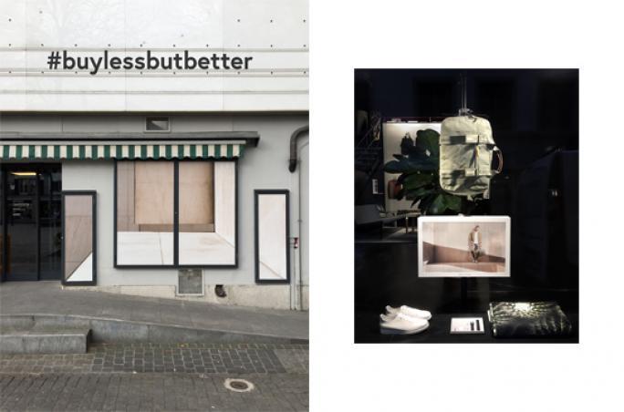 Qwstion eröffnet Temporary-Store in Zürich
