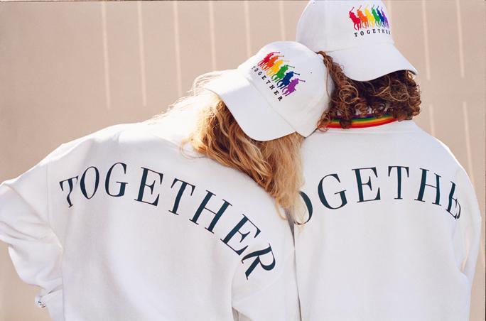 Ralph Lauren supportet LGBTQ2-Community mit Kampagne und Kollektion