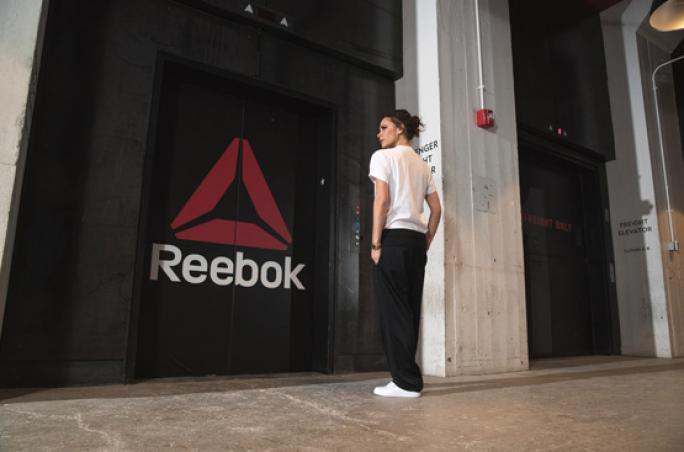 Reebok & Victoria Beckham: Gemeinsam stark