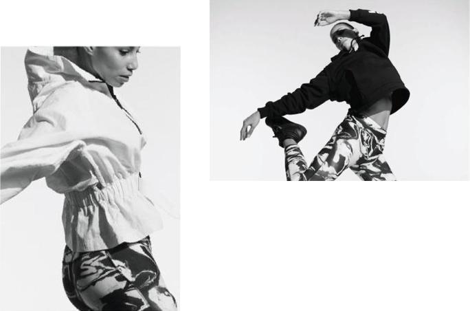 Ba&sh x Reebok lancieren Dance-Capsule Collection