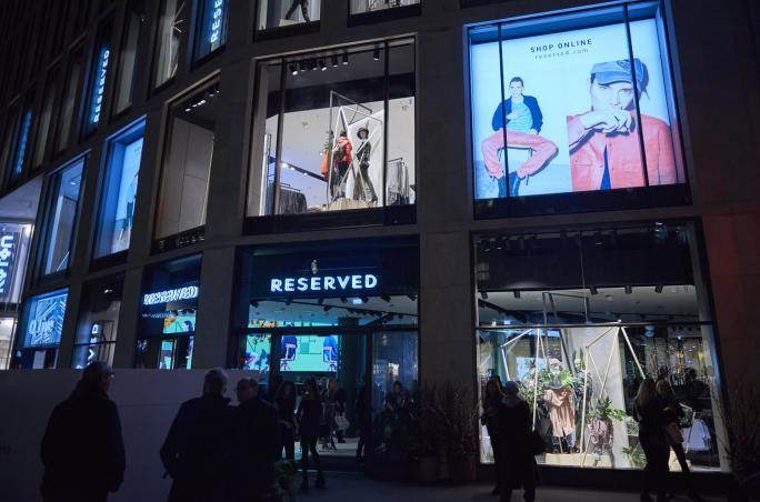 Reserved, Store-Opening, Hamburg, Expansion, Fast-Fashion, Polen, Martin Kanngießer, LPP Deutschland GmbH