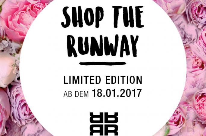 Riani,  'Shop the runway',