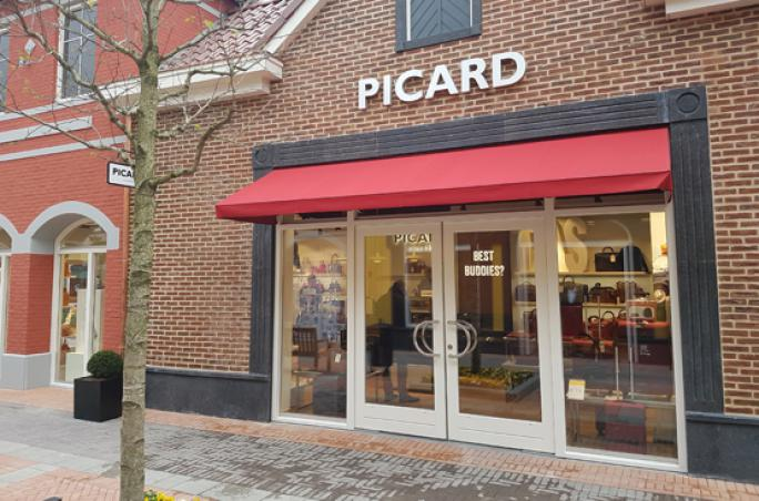 Picard eröffnet Shop in Outlet Roermond
