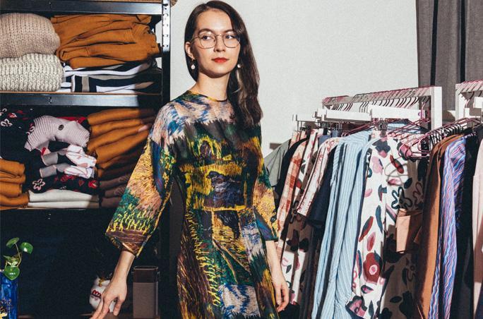 Sabinna präsentiert virtuelle Fashion Ausstellung