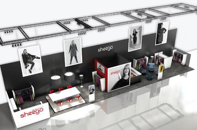 Sheego, Panorama, My Plus my Style, Anna Scholz, Sabine Tietz, Schwab, Plus-Size