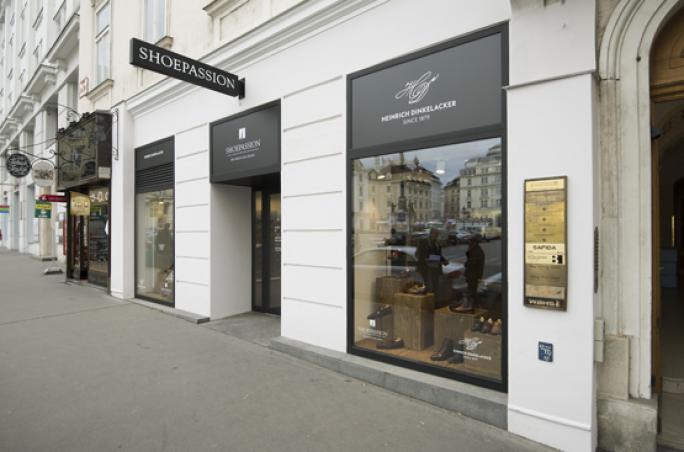 Shoepassion startet ersten Store in Wien
