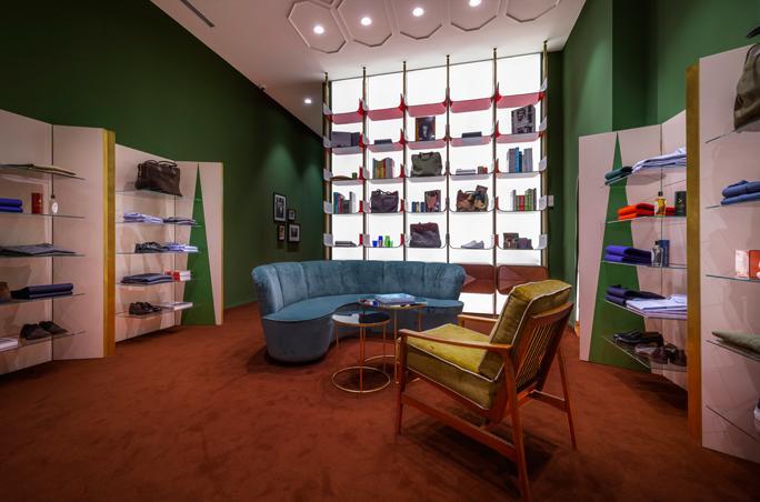 Slowear eröffnet Flagship-Store in Hamburg