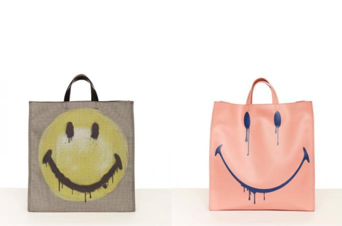 Steffen Schraut Bags präsentiert Smiley-Kapsel