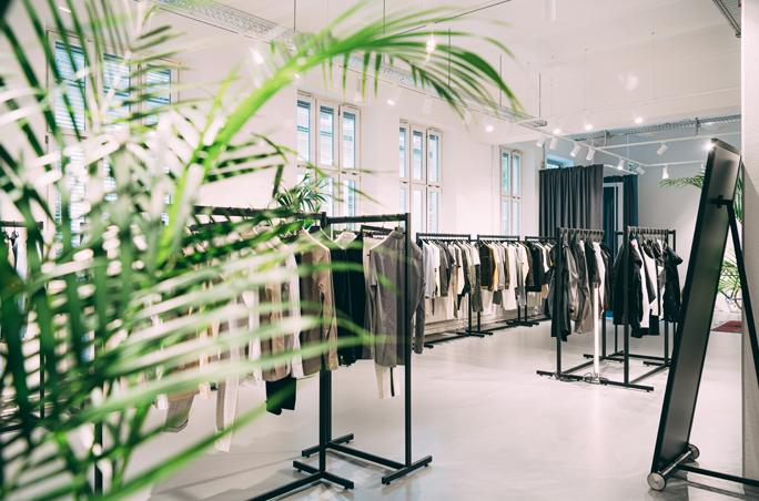Strellson eröffnet Showroom in München