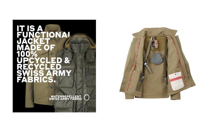 Strellson setzt bei Limited Edition auf Re- und Upcycling