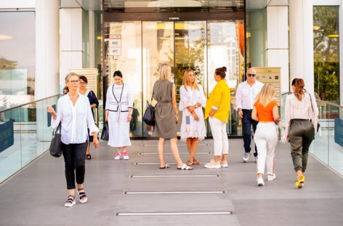 Supreme Women&Men Düsseldorf: Neue Tagesfolge kommt gut an