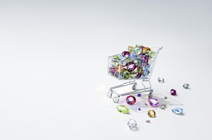 Swarovski startet B2B-Shop für Kleinunternehmen
