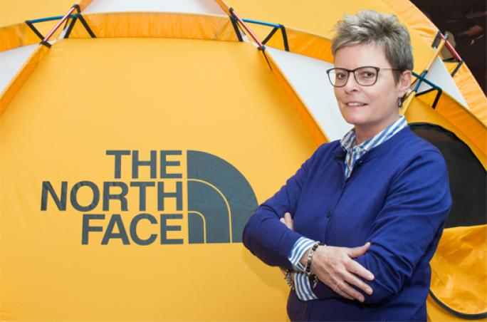 The North Face EMEA beruft neue General Managerin