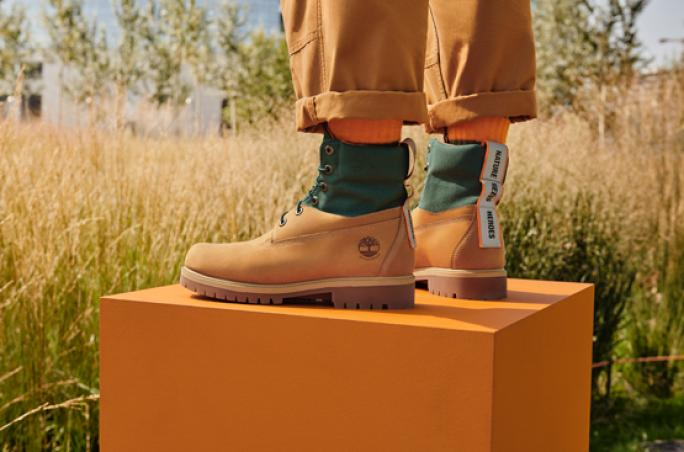 Timberland interpretiert 6-Inch Boot neu