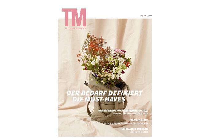 Der Bedarf definiert die Must-haves – Die neue TM TextilMitteilungen 3/21 ist da!