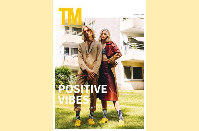 Positive Vibes – Die neue TM TextilMitteilungen 6/21 ist da!