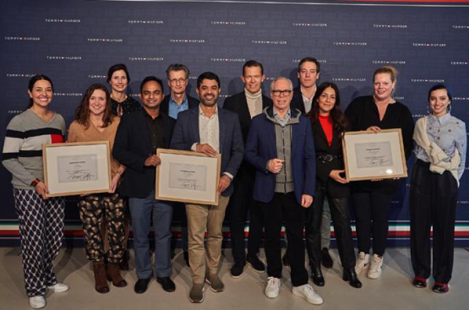 Tommy Hilfiger kürt Gewinner der Fashion Frontier Challenge 2019