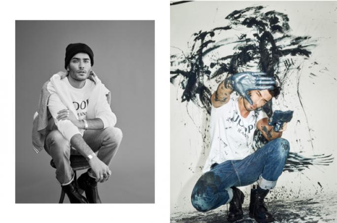 Joop Jeans: Mahfud wird Markenbotschafter