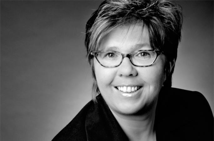 Toni verabschiedet Marion Dierks