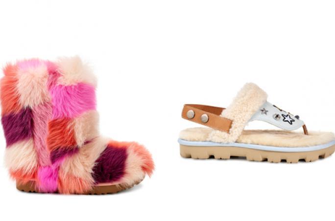 UGG präsentiert 'Fashion Baby'-Kapsel