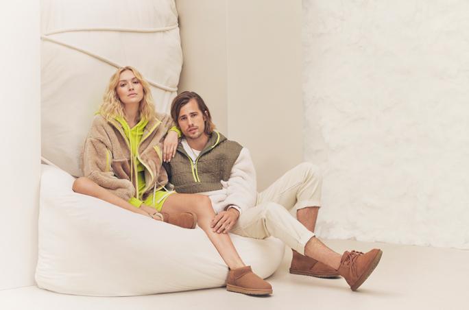 Ugg feiert Debut der ready-to-wear Kollektion