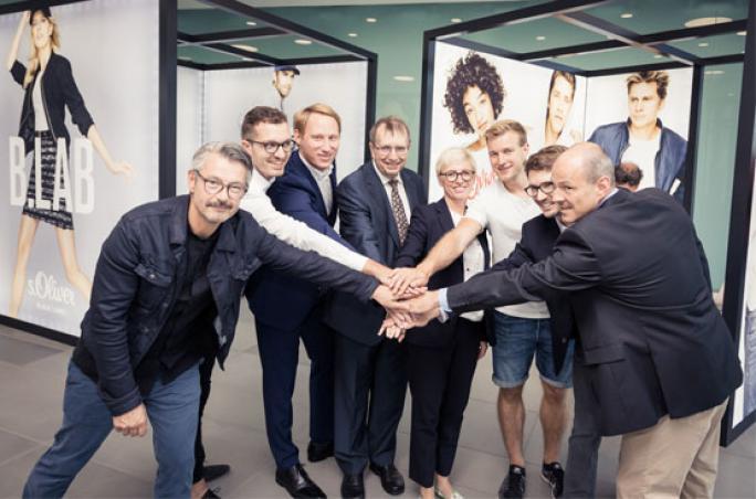 S.Oliver: Kooperation mit der Universität Würzburg