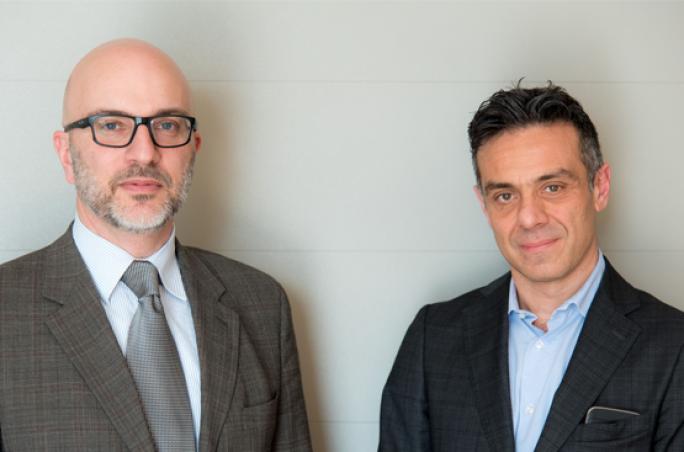 Arena mit zwei neuen Co-CEOs