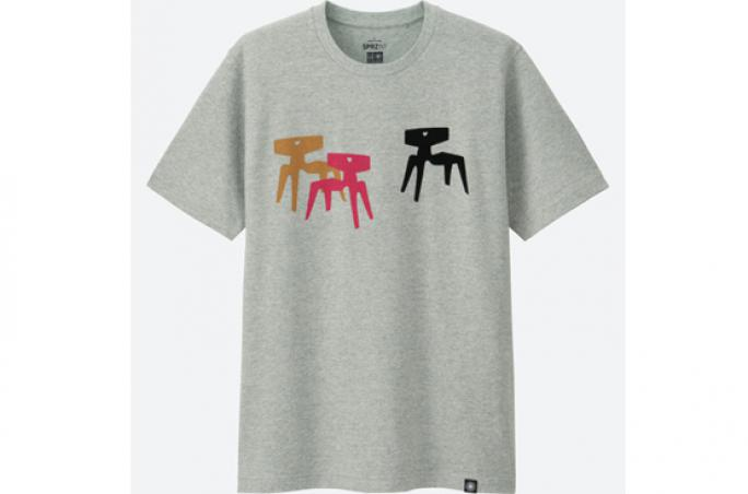 Fashion x Interiour Design Part I: Uniqlo launcht SPRZ NY Eames Kollektion