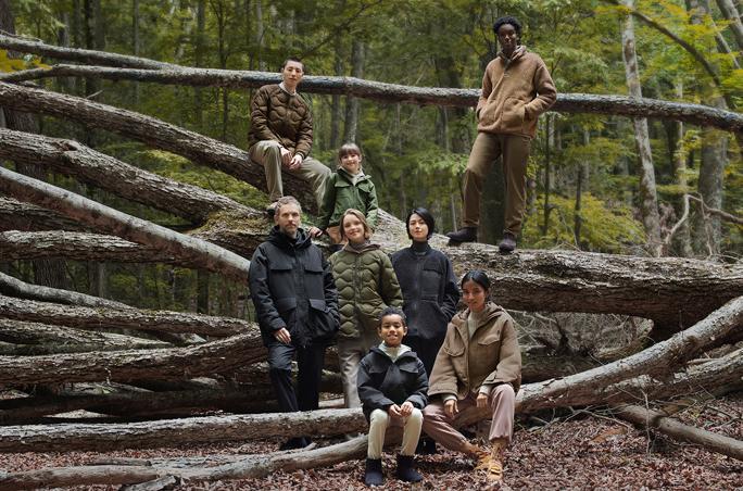 Uniqlo x White Mountaineering – We are family!