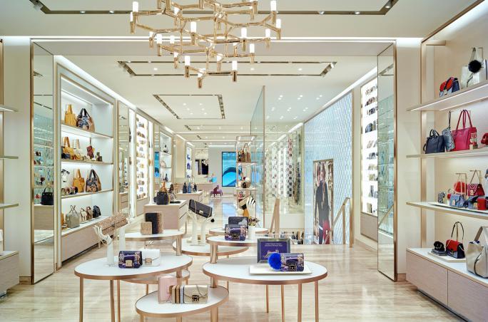 Furla, Store, Expansion, Alberto Camerlengo, Metropolis, Exclusive for Brompton Road London