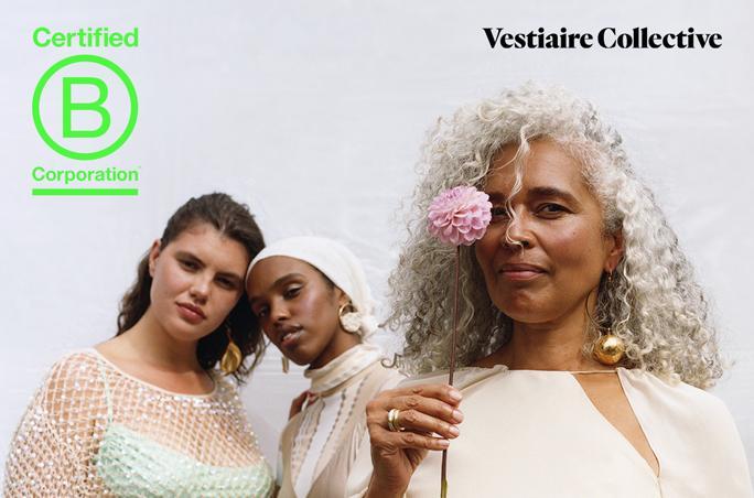 Vestiaire Collective erhält B Corp-Zertifizierung