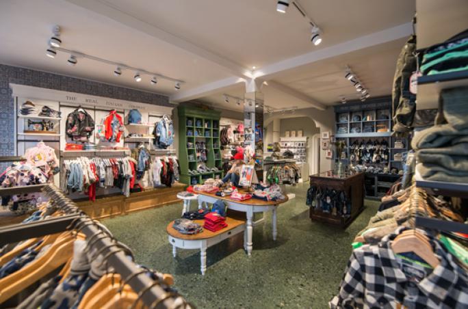 Vingino feiert Store-Opening in Düsseldorf