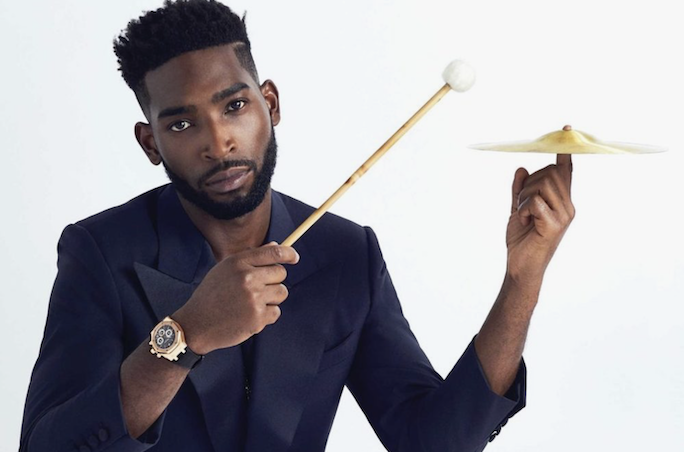 Tinie Tempah für Watchfinder & Co.