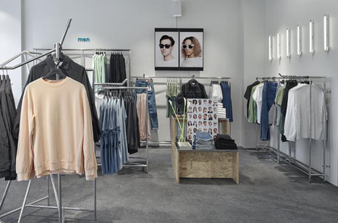 Weekday startet Store im Hamburger Schanzenviertel