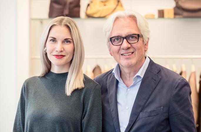 Katharina Christ-Schmid und Walter Christ