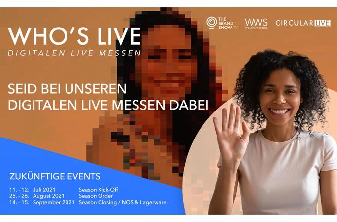 Who's live