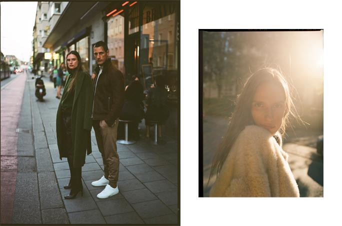 Windsor präsentiert Kampagne in analogem Fotografie-Stil