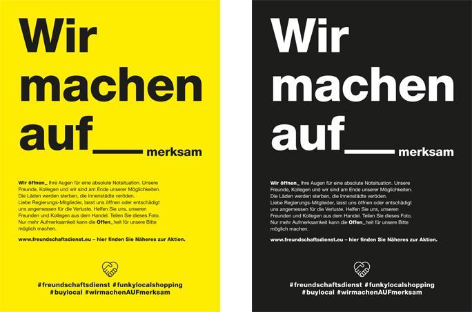 Wir machen AUF_merksam-Kampagne mit erster Bilanz