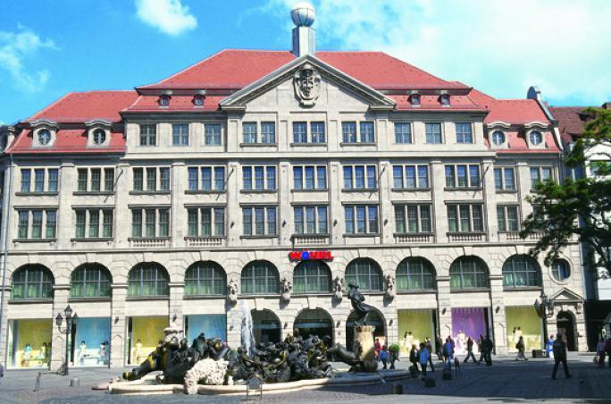 'Neues Wöhrl' unter Christian Greiner