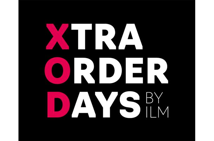 ILM startet 2021 Messeformat Xtra Order Days