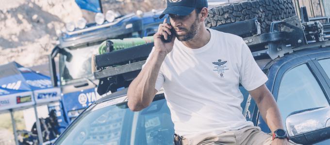 Aeronautica Militare , Red Bull , Rallye Dakar, Brand-Kooperation