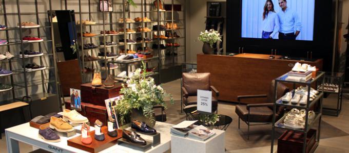 Gant Footwear, erster Store, Oslo, Skandinavien, Shop-in-Shop, Portland AS, David Friedrich