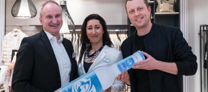 Gerry Weber leitet Umstellung auf kostenpflichtige Papiertüten ein