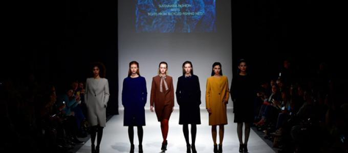 Greenshowroom, Ethical Fashion Show Berlin , 'Salonshow