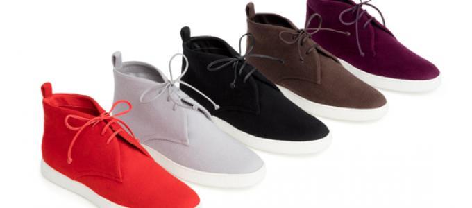 Iris von Arnim , Unützer,  Sneaker, Cashmere